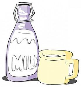 ヨーグルトmilk